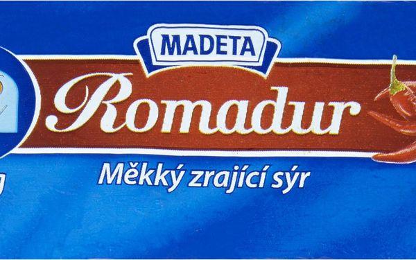 Madeta Romadur chilli 100g
