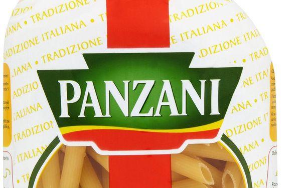 Panzani Panzani Penne Rigate bezvaječné semolinové sušené těstoviny 500g