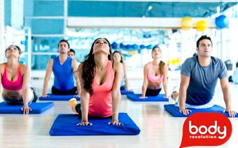 Power yoga nebo Fitbox – 10 lekcí