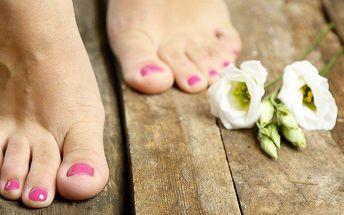 Pedikúra pro vaše nohy