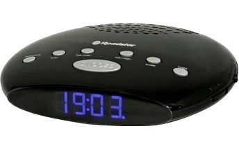Roadstar radiobudík SLIM CLR-2855 Black