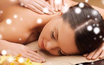 Ajurvédská celotělová masáž