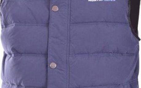 Pánská zimní vesta Northfinder NEYMAR VE-3120NS 346, tmavě modrá