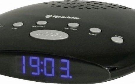 Roadstar radiobudík SLIM CLR-2855 Black