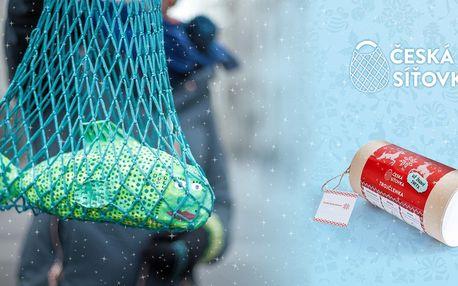 Česká síťovka ve vánočním balení