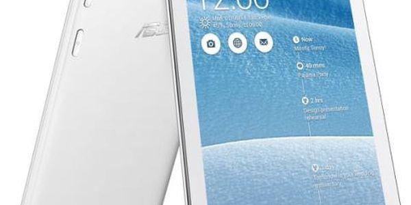 Dotykový tablet Asus ME176CX-1B045A (ME176CX-1B045A) bílý + DOPRAVA ZDARMA