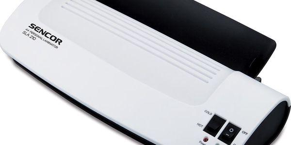 Laminovačka Sencor SLA 210