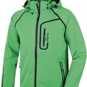 Pánská outdoor bunda HUSKY Badis AHP-7301, zelená