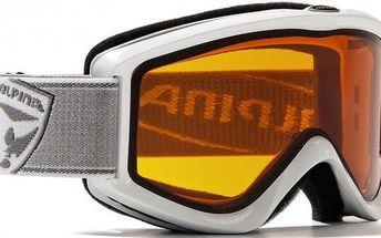 Firebird, A7058.1.13 brýle lyžařské,Alpina,white