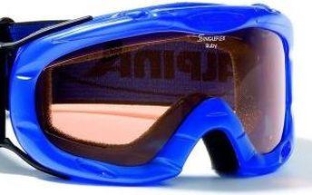 Ruby S, A7050.4.86/82 brýle lyžařské,jr.Alpina,Blue