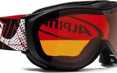 Freespirit 2.0 HM, A7095.8.32 brýle lyžařské,Alpina,black-pop