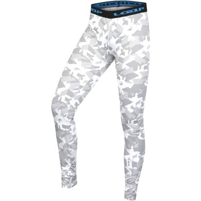 Dámské funkční kalhoty Loap GABI, bílá