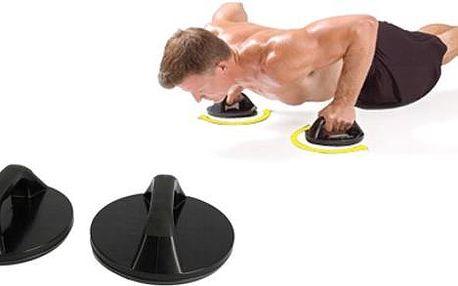 Madla pro posilování svalů - kliky