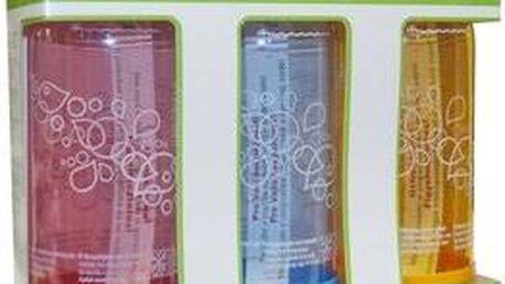 Příslušenství SodaStream SodaStream Lahev 1l TriPack ORANGE/RED/BLUE