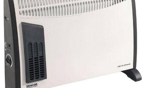 Elektrické topidlo Sencor SCF 2001