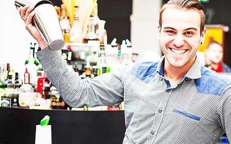 Shake it up - večer s drinky a zábavou v baru