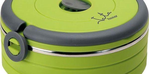 Box JATA 902VE, jednodílný, zelený