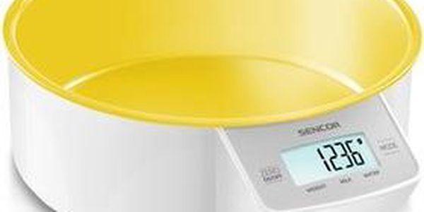 Kuchyňská váha Sencor SKS 4004YL