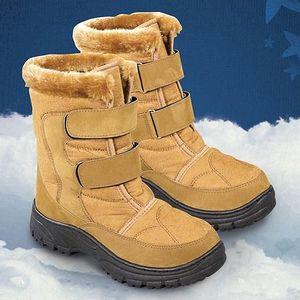 Zimní obuv s kožíškem, 40