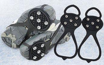 Protiskluzové návleky na boty