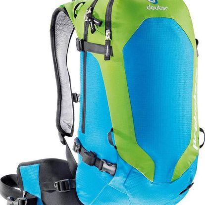 DEUTER Provoke 16 turquoise-kiwi sportovní batoh