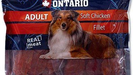 Ontario Snack Soft Chicken Jerky 500g