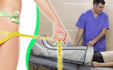 10x 50 minut přístrojové lymfodrenáže!! Dejte sbohem celulitidě i pocitu těžkých nohou!