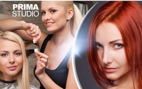 Kompletní kadeřnický balíček pro všechny délky vlasů! Střih, barvení, mytí, regenerace a foukání!