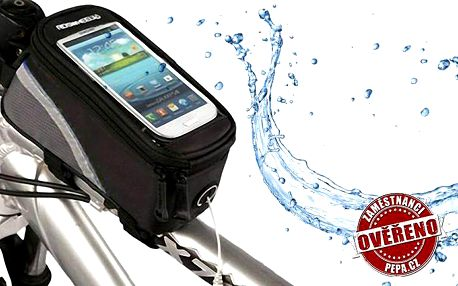 Praktické pouzdro na kolo voděodolné k ochraně věcí před neduhy počasí