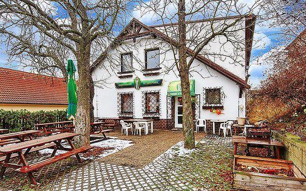 3–6denní pobyt v pensionu Bob v klidné části Prahy pro 2 osoby se snídaněmi