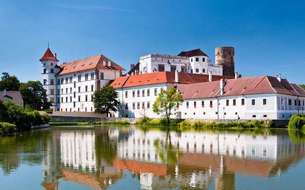 Silvestr s polopenzí a wellness v jižních Čechách