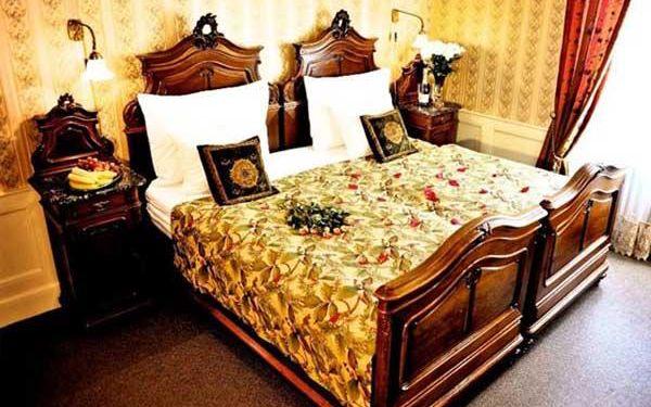Luxusní pobyt v Hotelu Praga 1885****