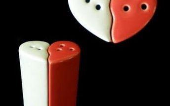 Solnička a pepřenka - Srdce