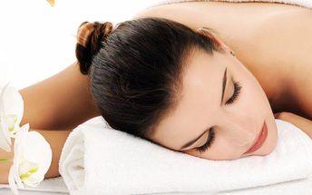 Shiatsu antistresová přístrojová masáž