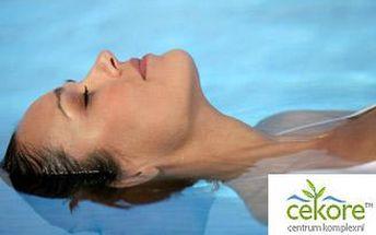 Relaxační a léčebná FLOATING terapie pro jednu osobu v délce 60 minut. Dokonalá relaxace těla i mysli.