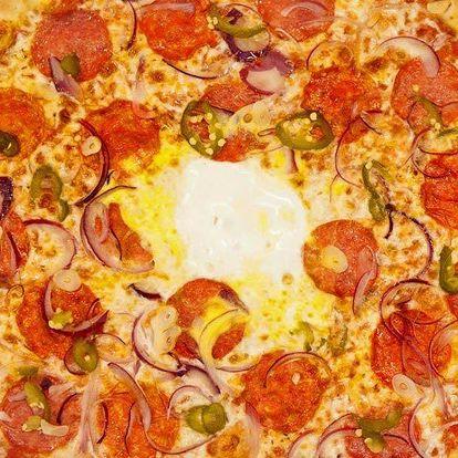 2 čerstvé pizzy - na výběr z mnoha druhů