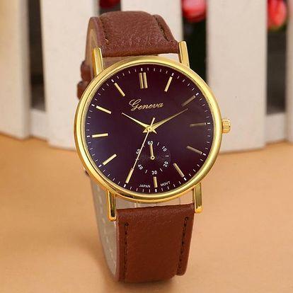 Velmi elegantní dámské hodinky - dodání do 2 dnů