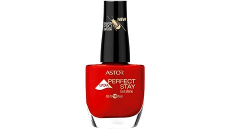 Astor Lak na nehty Perfect Stay Gel Shine 12 ml 213 Nail Blush