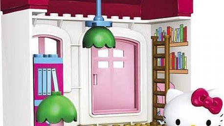 Megabloks Micro - Hello Kitty knihovna