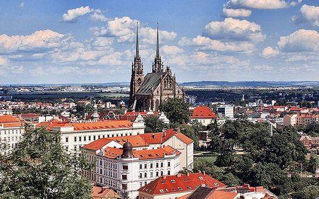 3 až 6denní pobyt pro 2 se snídaněmi v A Sport hotelu v Brně