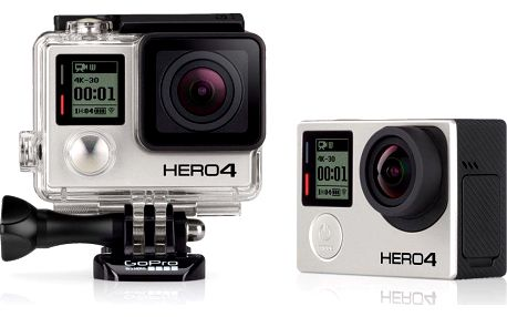 GoPro HERO4 Black Edition + 32GB karta a 16 000mAh powerbank ZDARMA!