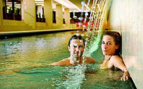 Spa a Conference hotel Loipersdorf, Štýrsko, Rakousko, vlastní doprava, snídaně v ceně