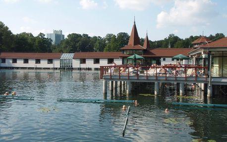 Hunguest hotel PANORAMA, Jezero Balaton a okolí, Maďarsko, vlastní doprava, polopenze