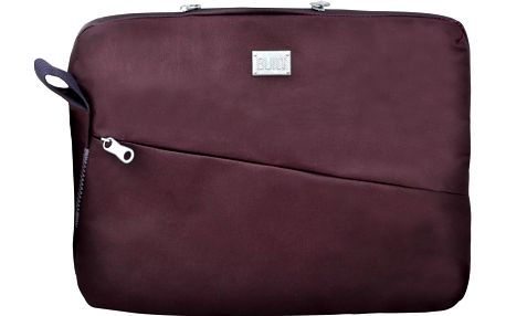 "Built Fialové pouzdro na notebook City Laptop Sleeve 13"" CE-LS13-ABG"