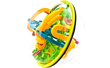 Hlavolam 3D labyrint Addict A Ball - malý