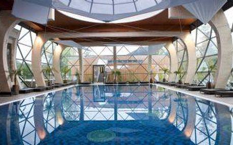 Spirit hotel Thermal Spa, Západní Maďarsko, Maďarsko, vlastní doprava, polopenze