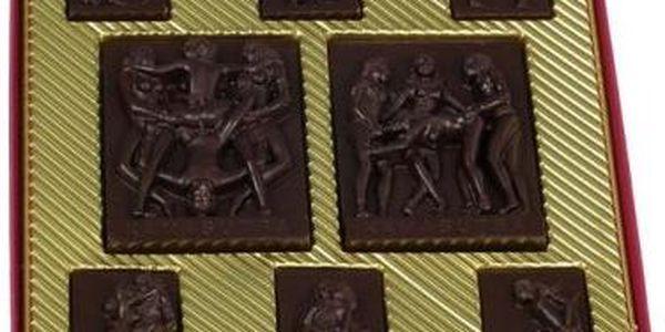 Čokoládová Kamasutra - hořká