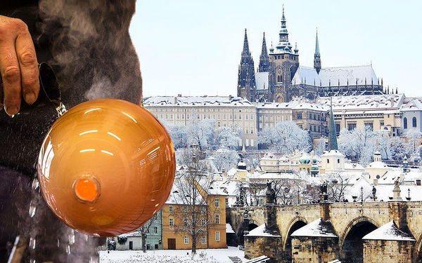 Za tajemstvím staré Prahy a českých sklářů