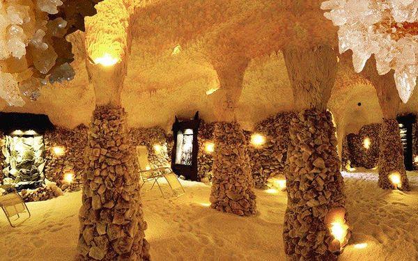 Solná jeskyně Solana – zdravý odpočinek