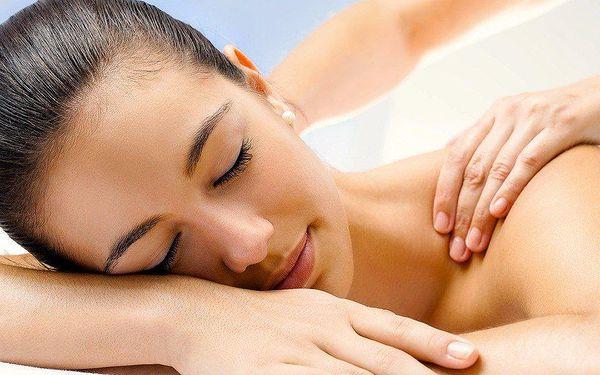 60minutová exotická masáž celého těla